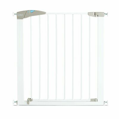 ✅Lindam Sure Shut Axis Pressure Fit Safety ✅Baby Child Stair Gate Pet Gate White