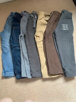 boys clothes 3-4 years bundle, Jeans and Joggers