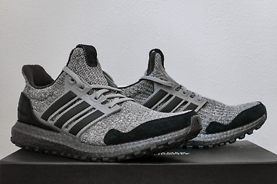 New Adidas Game Of Thrones House Stark Ultra Boost Ee3706 Us 9 Eu 42.5 Uk 8.5