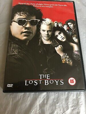 The Lost Boys (DVD, 1998)