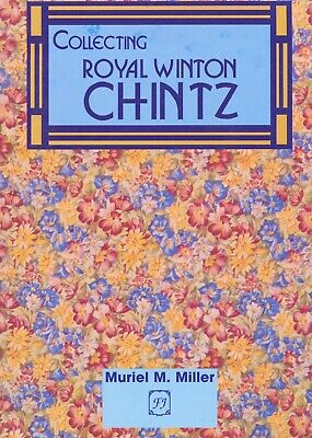 Royal Winton Chintz China Porcelain - History Marks Patterns / Book + Values