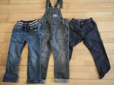 Boy clothes, Trousers, Jeans, Bundles 3 items size: 2+3 years (162)