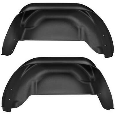 14-19 Sierra 1500 2500 Husky Liners Rear Wheel Well Liners Guards Pair NEW 79031