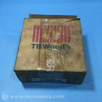 TB Woods 8 Two Piece Flexible Coupling Sleeve FNOB