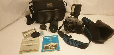 Praktica MTL50 camera bundle