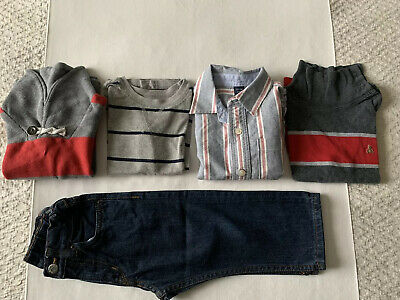 Boys Clothes Bundle Immaculate Age 2yrs