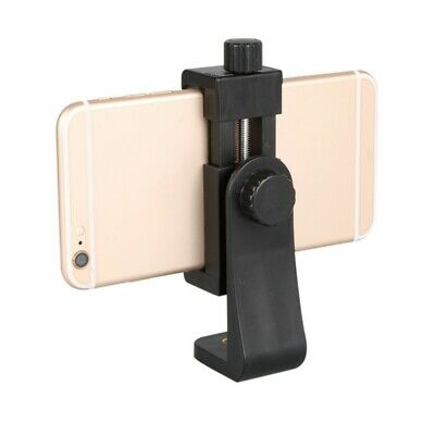 Universal Smart Phone Clip Mount Bracket Adapter Holder For Tripod Stand