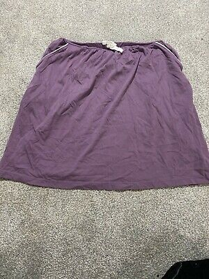 Hannah Andersson Purple Girls Comfy Athletic Tennis Skirt Size: 160 (US 14-16 gi