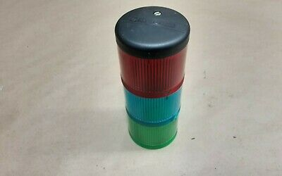 Telemecanique Stack light Signal Tower green BLUE RED  #11G94RM