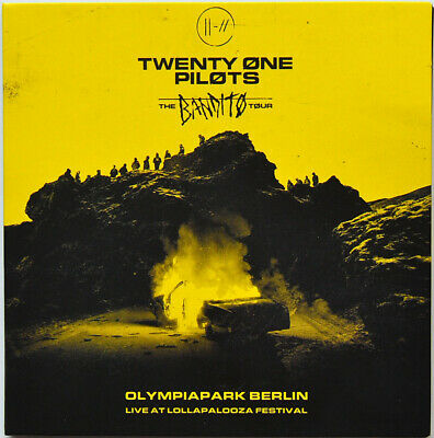 Twenty One Pilots LIVE IN OLYMPIAPARK BERLIN The Bandito Tour 2019 full show CD