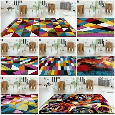 Modern Design Luxury Multi Colour Hand Carved Small Large Carpets Floor Area Rug