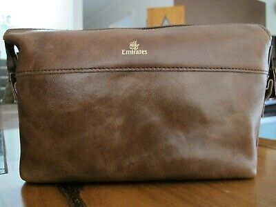 Emirates Airlines Amenity Kit ~by Bulgari