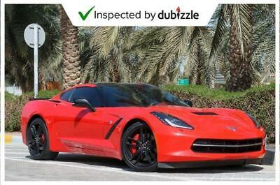 2015 Chevrolet Corvette 6.2 V8 Auto Coupe Petrol Automatic