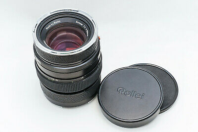 Rollei-HFT Sonnar 150mm f/4 for Rolleiflex SLX 6000 System made in Germany