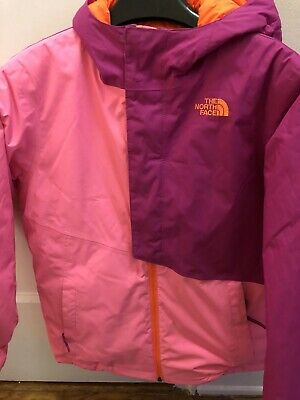 The North Face Girls Ski Jacket Size 14/16 Pink