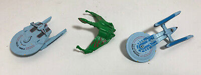 Vintage 1993 Micro Machines Star Trek The Movies  Collection #2