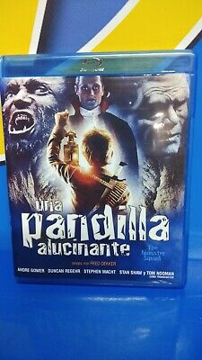 Blu-Ray UNA PANDILLA ALUCINANTE - The Monster Squad - Fred Dekker