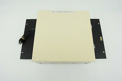 Middle Atlantic Products PS-2416S-16 24V AC Camera Power Supply Box 16 Supply
