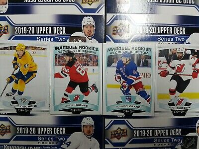 2019-20 O-Pee-Chee Update (601-650) - YOU PICK FROM LIST