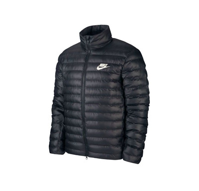 Nike NSW Synthetic-Fill Puffer Jacket Black Winter Outdoor BV4685-010 Sz M