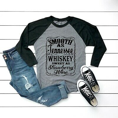 SMOOTH AS TENNESSEE WHISKEY, Women graphic shirt, unisex shirt