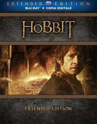 |231328| Hobbit (Lo) - La Trilogia (Extended Edition) (9 Blu-Ray) - Hobbit (The)