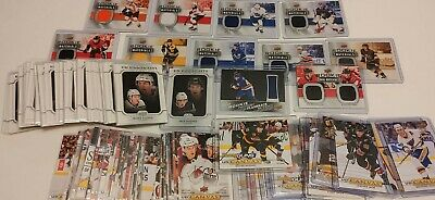 2019-20 Upper Deck Series 2 Canvas Portraits Rookie Materials UPick List Lot