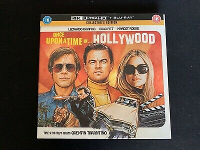 Once Upon A Time In Hollywood 4K Collectors Edition