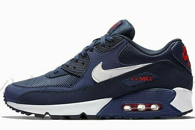 NIKE AIR MAX Classic BW 2003 Rare Vintage Kids Navy Low