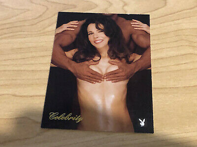 Playboy 40th Anniversary - Celebrity - 1 Chase Card # 1PD - Patti Davis - NM