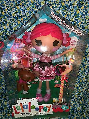 Lalaloopsy Toffee Cocoa Cuddles Full Size Doll