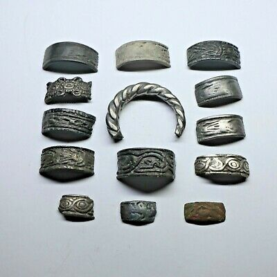 Fragments rings  9-11 century