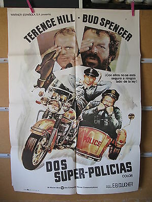 A867    Dos Super Policias Bud Spencer Terence Hill