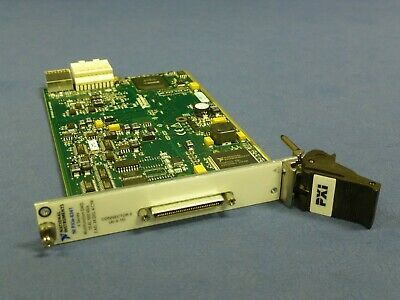 National Instruments NI PXIe-6341 Multifunction Data Acquisition Module
