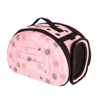 Pet Dog Comfort Handbag Carrier For Small Animals Cat Puppy Carry Bag Pink New