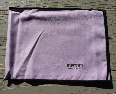 """Matin Soft Micro Fiber Protective Sleeve 10 X 7"""" For Silver Serving Pieces"""