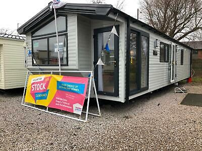 Static Holiday Home for sale morecambe Call bobby 07710474910
