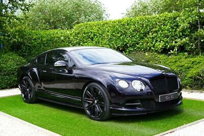 2012 62 Bentley Continental 6.0 Gt 2D 567 Bhp