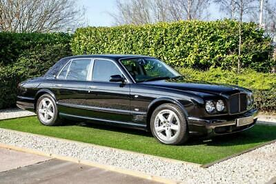 2009 09 Bentley Arnage 6.8 T 4D 500 Bhp