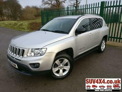 2012 12 Jeep Compass 2.0 Sport Plus 5D 154 Bhp