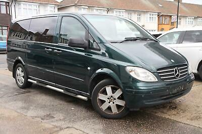 2010 Mercedes-Benz Vito 2.1 115CDI Dualiner Long High Roof 3 5dr (6 Seats)