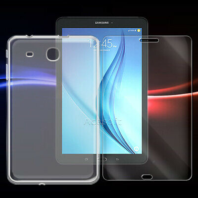"Tempered Glass Screen Protector Cover Case for Samsung Galaxy Tab E 8.0"" SM-T377"