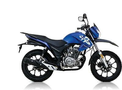 Lexmoto Assault 125cc New 2020 Motorcycle- Only £49 OTR Charges