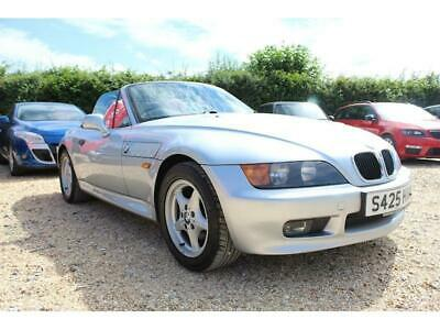 Bmw Z Series Z3 Roadster Convertible 1.9 Manual Petrol