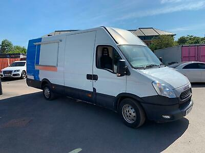 Iveco Daily Lwb Mobile Catering/Burger/Kebab/Food/Coffee/ Van For Sale