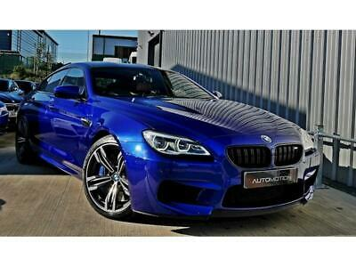 Bmw 6 Series M6 Gran Coupe Coupe 4.4 Automatic Petrol