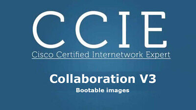 Cisco CCIE Collaboration v3 Voice Lab VMware images CUCM CUPS CUC v12.5