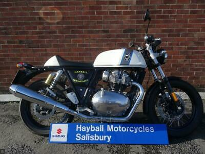 royal enfield continental gt 650 twin * ex demo *