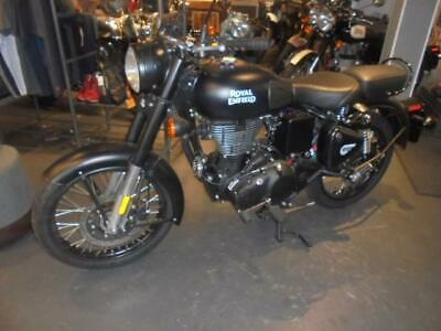Royal Enfield Bullet Stealth In Black New