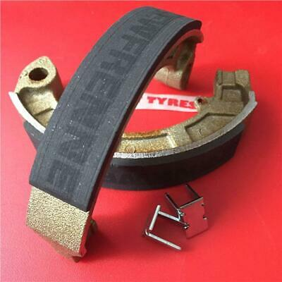 Vespa Px 200 Efl 1984>1997 Newfren Brake Shoes - New Race Compound - Rear 12254